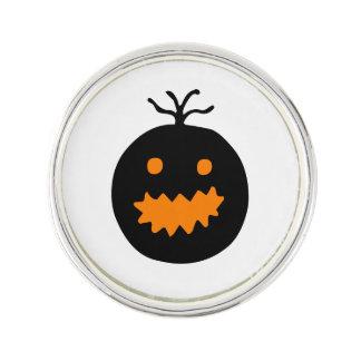 Cute Halloween Pumpkin Lapel Pin