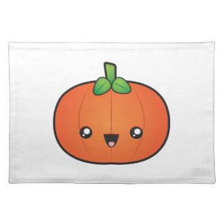 Cute Halloween Pumpkin Placemat