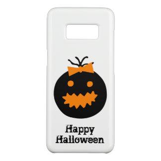 Cute Halloween pumpkin with bow Case-Mate Samsung Galaxy S8 Case