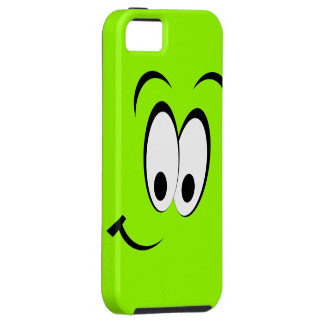 Cute Happy Face iPhone 5 Case