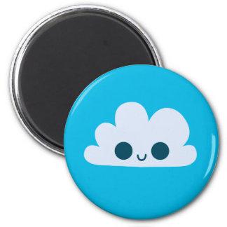 Cute Happy Little Cloud Magnets