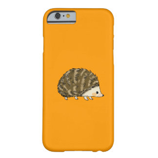 Cute hedgehog barely there iPhone 6 case