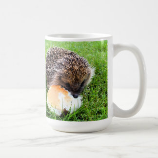 CUTE HEDGEHOG COFFEE MUG