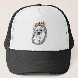 Cute Hedgehog Drawing2 Trucker Hat