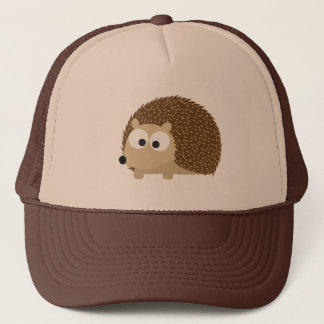Cute Hedgehog Trucker Hat