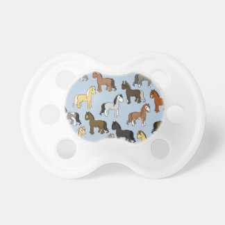 Cute Herd of Horses Dummy