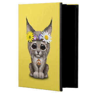 Cute Hippie Lynx Cub Powis iPad Air 2 Case