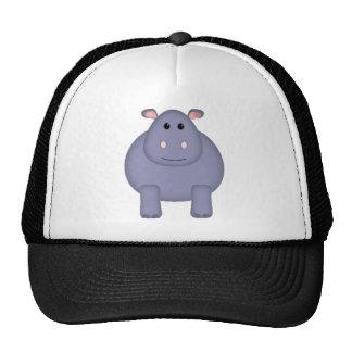 Cute Hippo Cap