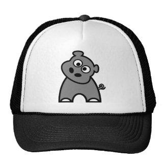 Cute Hippo Hats