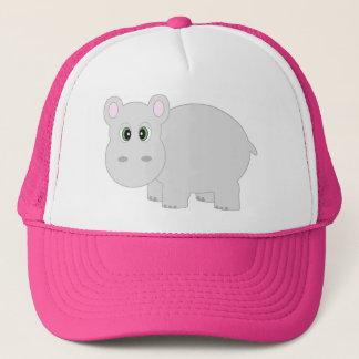 Cute Hippo Hat / Cap