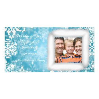 Cute Holiday Card, Family or Child Photo card