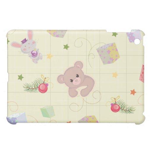 Cute Holiday iPad Mini Covers