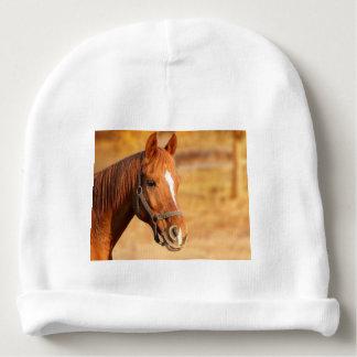 CUTE HORSE BABY BEANIE