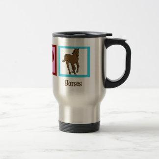Cute Horse Travel Mug