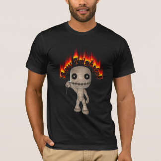 Cute How Frightful Voodoo Doll T-Shirt