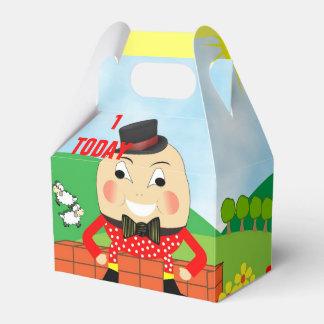 Cute Humpty Dumpty Nursery Rhyme Theme Favour Box