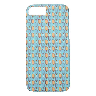 Cute ice cream pattern iPhone 7 case