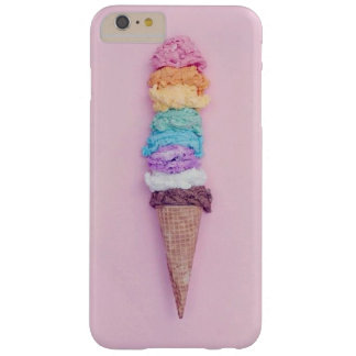 cute ice cream pink case