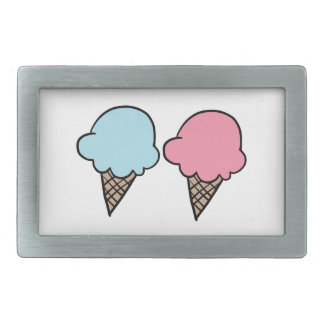 Cute Ice Cream shirts, accessories, gifts Belt Buckle