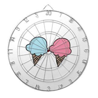 Cute Ice Cream shirts, accessories, gifts Dartboard