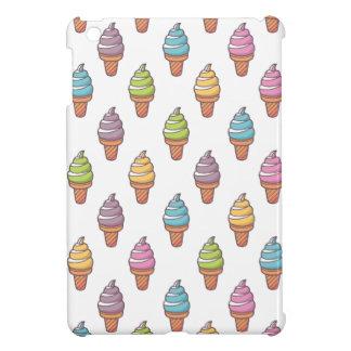 Cute Illustrated Pattern iPad Mini Cover