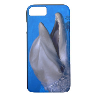Cute iPhone 7 case Beautiful Dolphin