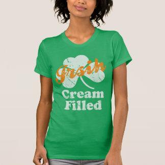 Cute Irish Cream Filled St Patrick's Day T-shirts