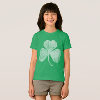Cute Irish Shamrock St Patrick's Day T-Shirt