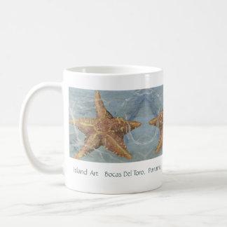 Cute Island Art Starfish Mug - Mug Lovers