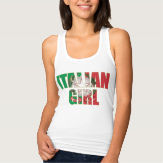 Cute Italian Girl T Shirt
