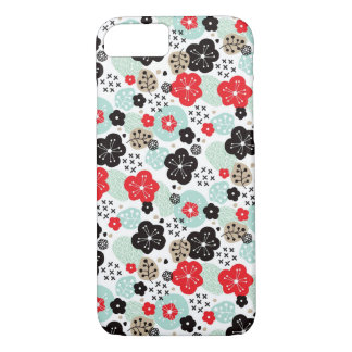 Cute Japanese patterns design iPhone 8/7 Case