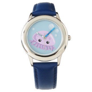 Cute Jellyfish Watch