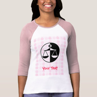 Cute Justice Scales T-Shirt