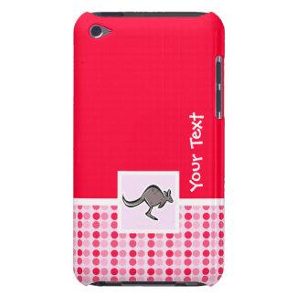 Cute Kangaroo iPod Case-Mate Case