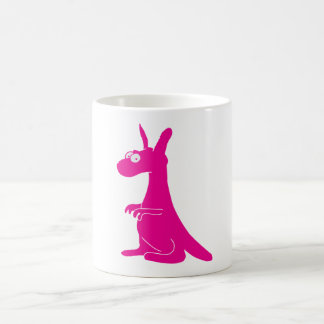 Cute Kangaroo Coffee Mug
