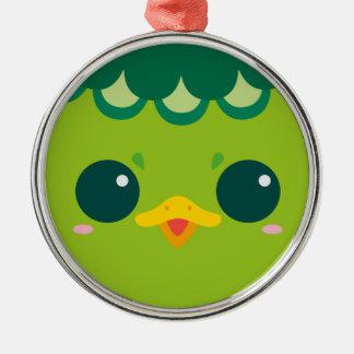 Cute Kappa Face Christmas Tree Ornaments