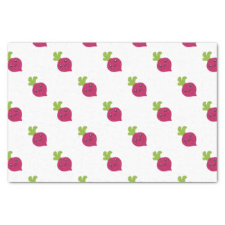 Cute Kawaii Beet Tissue Paper