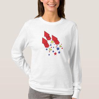 Cute kawaii Bottle Rockets Blast Off T-shirt