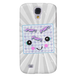 Cute Kawaii Bubble Wrap Galaxy S4 Covers