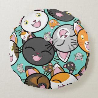 Cute Kawaii Cat Pillow