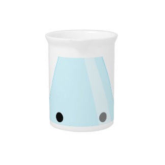 Cute Kawaii Chemistry Flask Pitcher