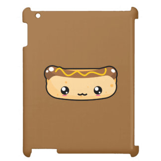 Cute Kawaii Hot Dog iPad Case