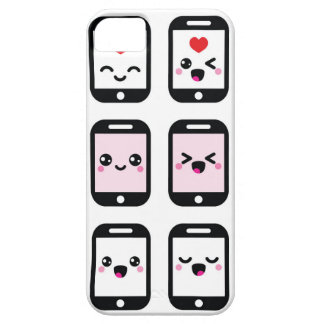 Cute Kawaii mobile or cell phone case iPhone 5 Cases