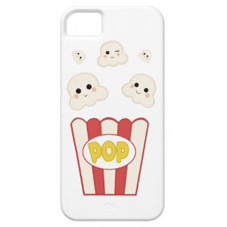Cute Kawaii Popcorn Barely There iPhone 5 Case