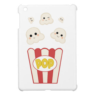 Cute Kawaii Popcorn iPad Mini Cases