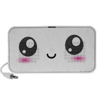 Cute Kawaii Smiley Speaker
