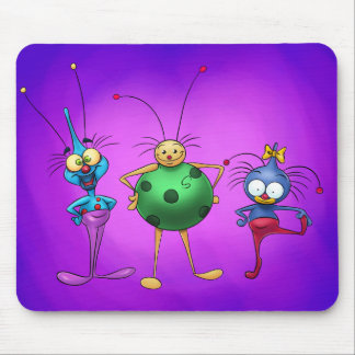 Cute kids mouse pad