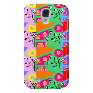 Cute Kids Pink Kitty Cat iPhone 3GS 3G Case Gift Galaxy S4 Cases