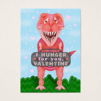 Cute Kids Valentine's Day Dinosaur T-Rex Classroom