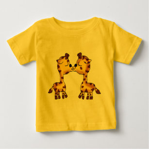 84eedf29d Kawaii Giraffe Baby Clothes & Shoes | Zazzle AU